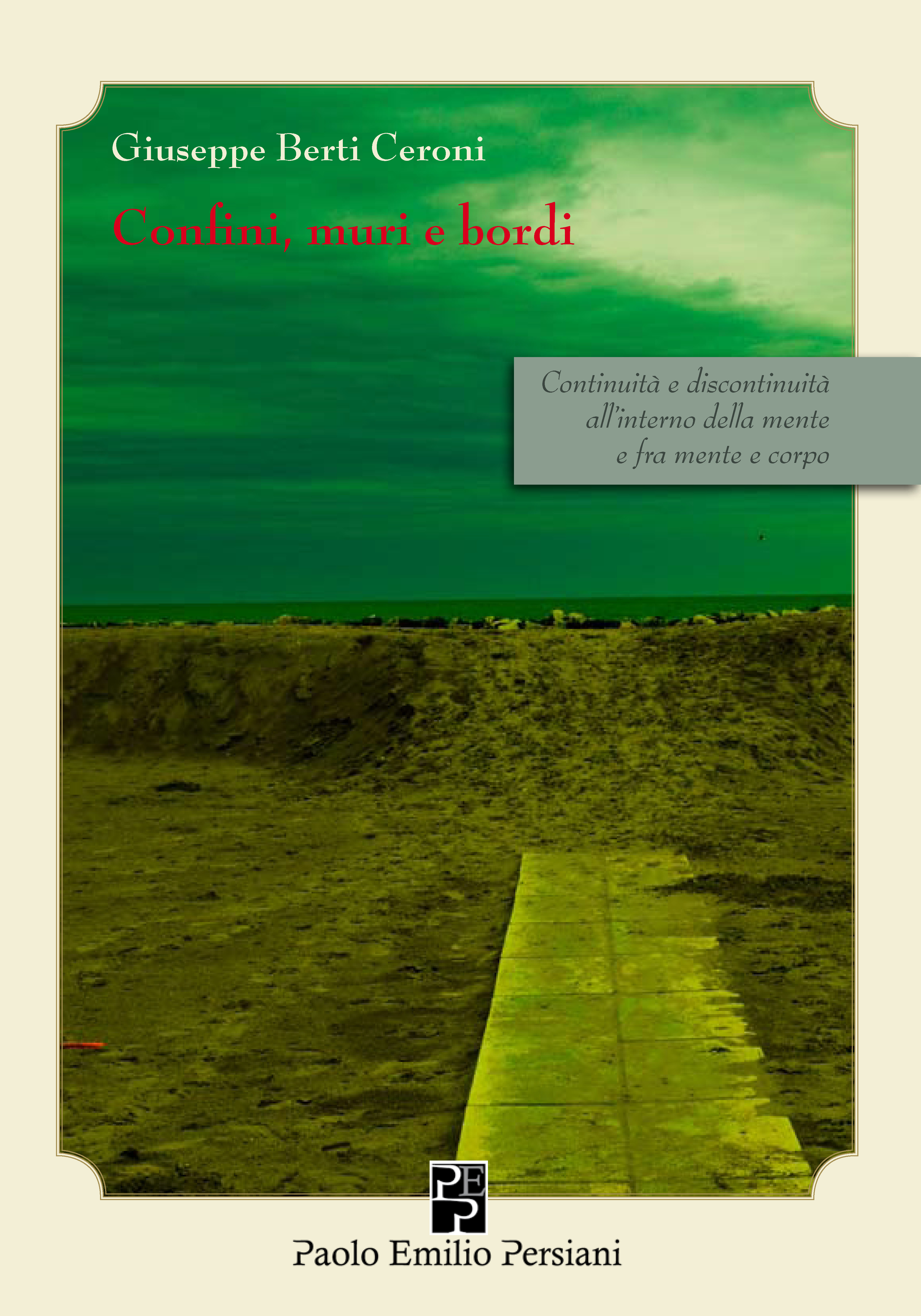 confini muri e bordi