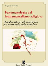fenomenologia del fondamentalismo religioso