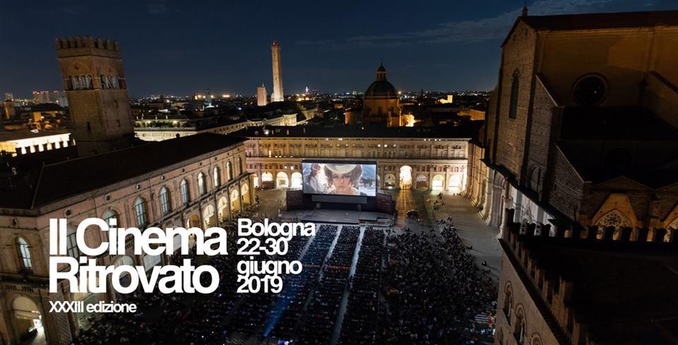 Cinema ritrovato Bologna Cineteca di Bologna