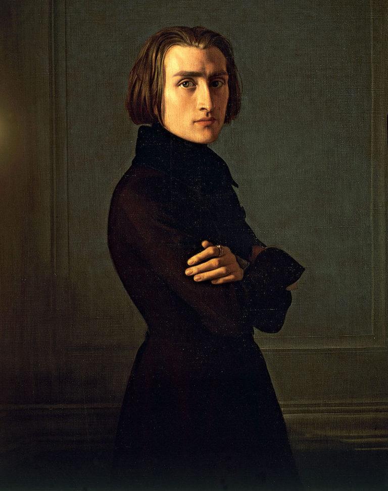 Biografia Franz Liszt