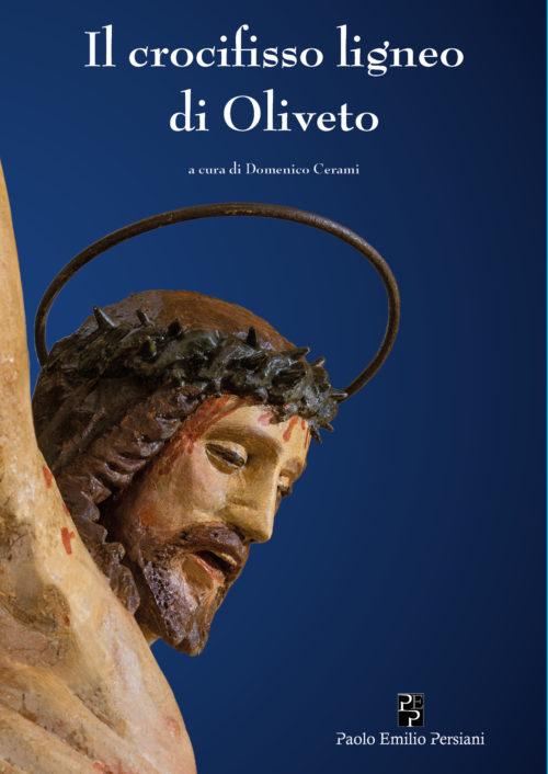 il crocifisso ligneo di Oliveto