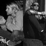 """foto per la recensione del libro """"We were Grunge"""" di Alessandro Bruni - Chris Cornell, Kurt Cobain, Layne Staley e Eddie Vedder"""