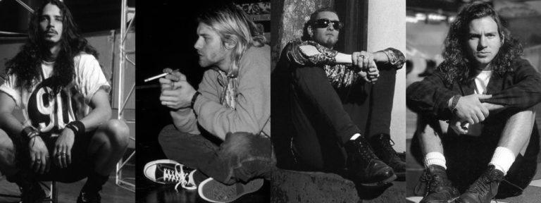 we were grunge